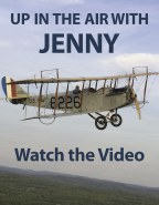 Up in the Air with JennyA short video of one of thelast remaining flying Jennys
